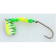 Uncle Larry's Spinner Green Tiger
