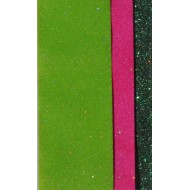 Hyper-Vis Material Combo Pack Neon Green, Green Magic, & Neon Pink