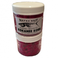 Nate's Cured Corn Kokanee Korn Black Cherry  2.5 oz.