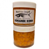 Nate's Cured Corn Kokanee Korn Yellow  2.5 oz.