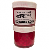 Nate's Cured Corn Kokanee Korn Red  2.5 oz.