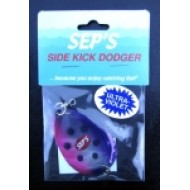 Sep's SideKick Dodger Pink/Purple UV